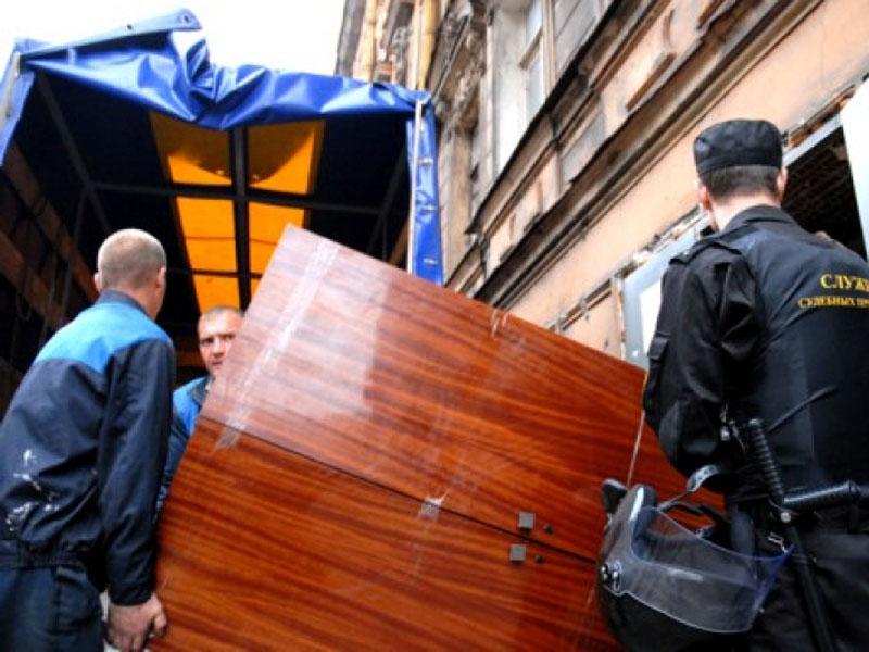 изображение, приставы наложили арест на дом за долг по ипотеке буквальном