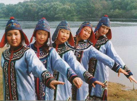 коренные жители приамурья и хабаровского края уже