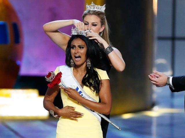 """Присуждение индианке титула """"мисс Америка"""" всколыхнуло Сеть"""