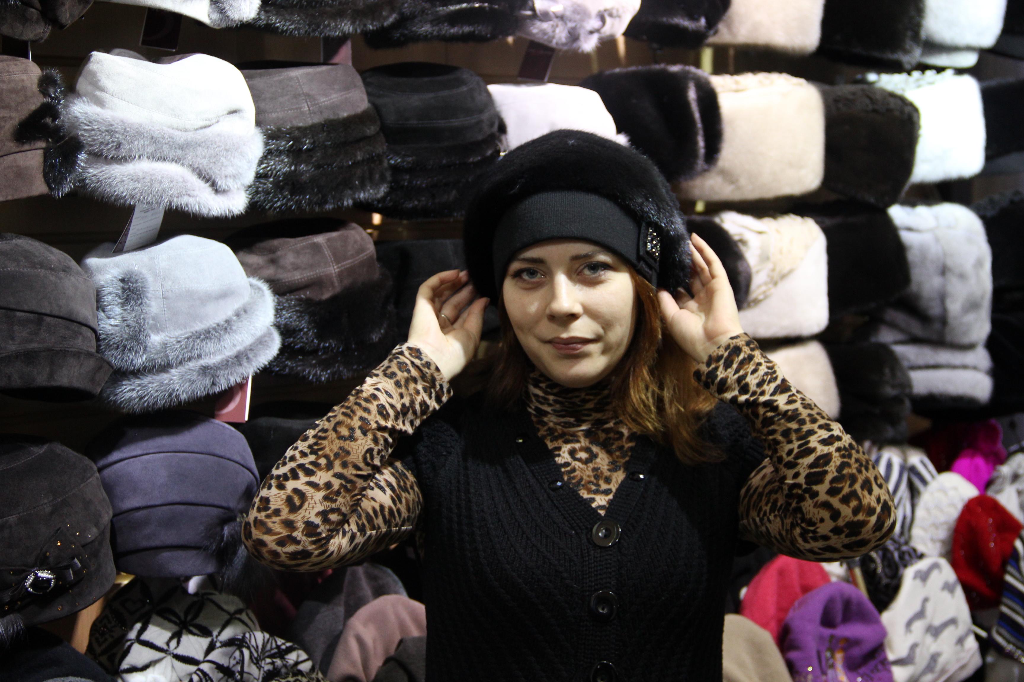 Как выбрать форму и цвет зимней шапки?