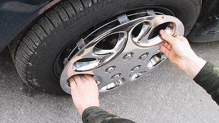 Кража колес - как уберечь колеса от кражи Новости Йошкар-Олы и Марий Эл