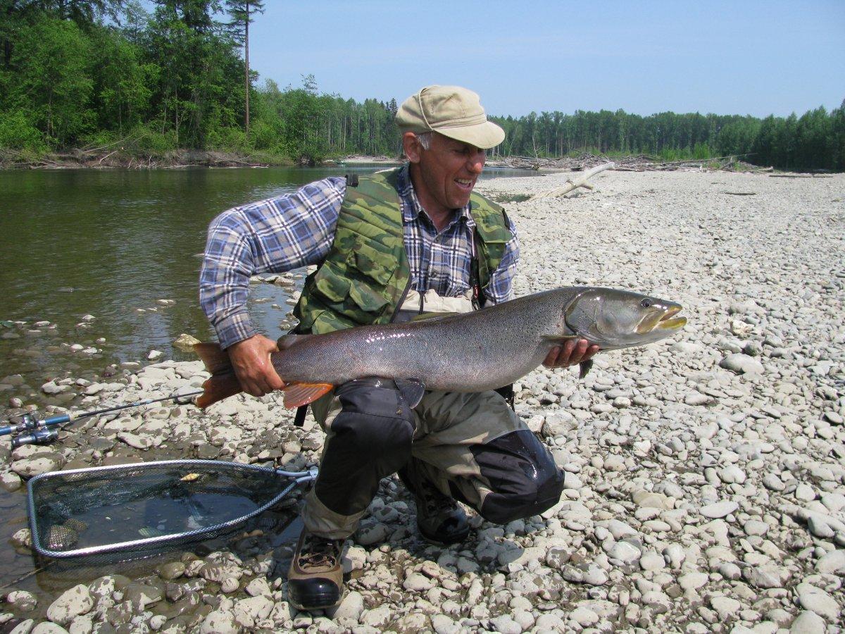 рыбная ловля в амурской области