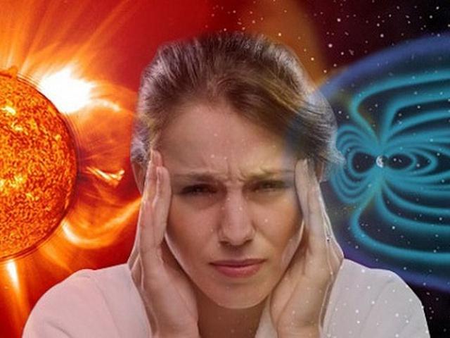 Что такое магнитная буря частота и причины бурь