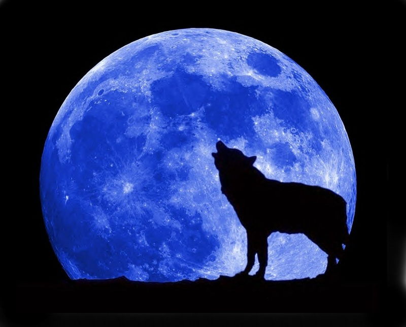 Голубую луну будут наблюдать амурчане этой ночью