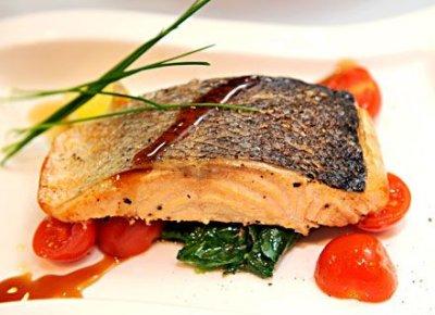 Учёные доказали что рыба полезна только раз в неделю