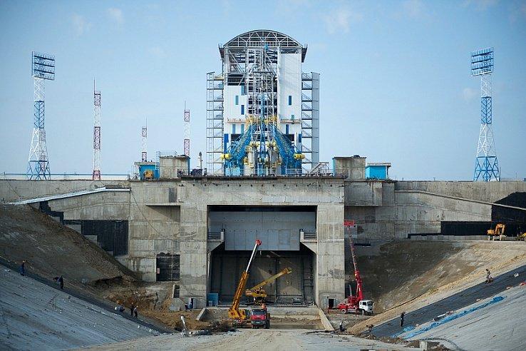 Ракета Союз-2 не прошла по габаритам в зал космодрома Восточный