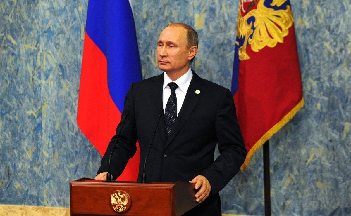 Путин огласит президентское Послание Федеральному Собранию