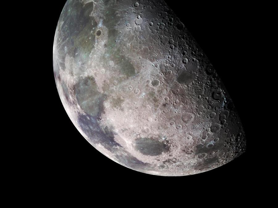 Роскосмос не будет строить базу на Луне