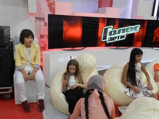 20 февраля на ПБК начнется третий сезон шоу «Голос. Дети»