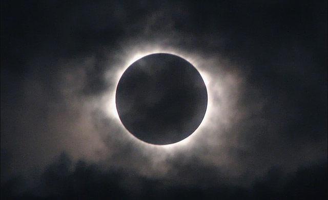 Россияне смогут увидеть лунное затмение на всей территории страны