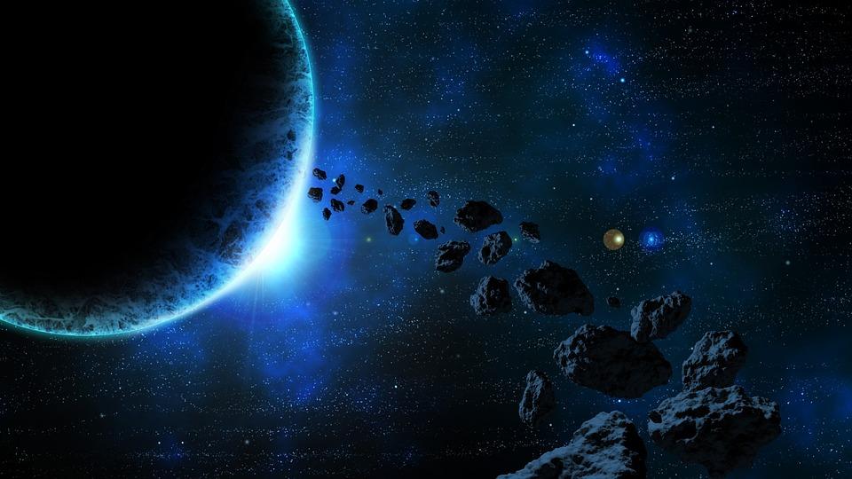 Стометровый астероид сто лет летал вокруг Земли незамеченным