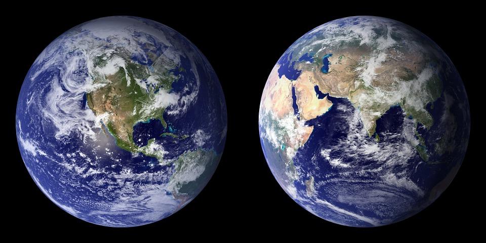 ВNASA поведали, как через 100 лет будет выглядеть Земля
