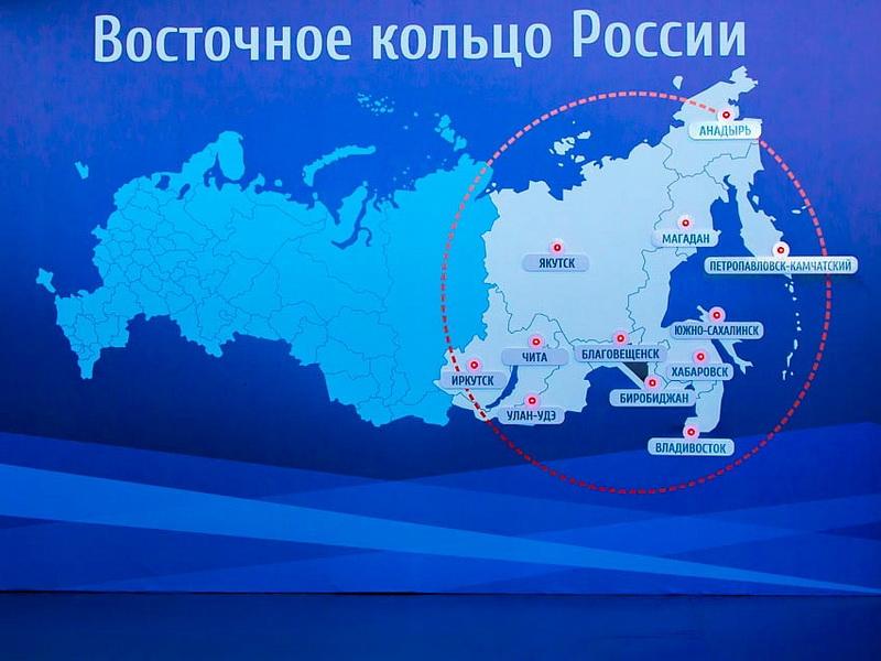 Подписано соглашение ореализации туристического проекта «Восточное кольцо России»