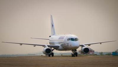 Самолет, летевший воВладивосток, экстренно сел вБлаговещенске