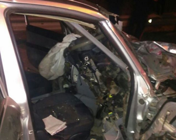 ВДТП нааэропортовской трассе вБлаговещенске погибла женщина-пассажир