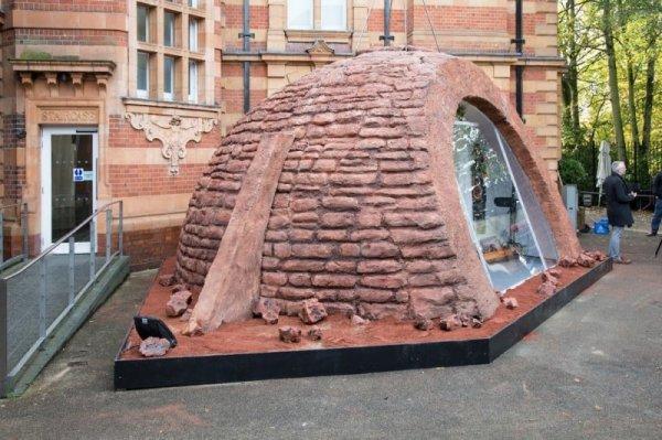 Ученые сконструировали первые дома для жизни наМарсе