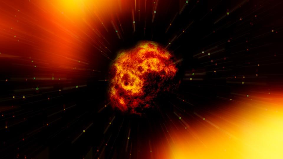 В 2017-ом крупный астероид может упасть наЗемлю ивызвать цунами