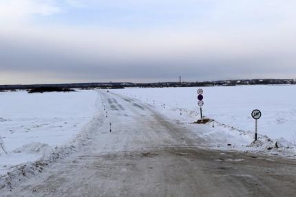 ВХабаровском крае закрыли шесть рискованных ледовых переправ