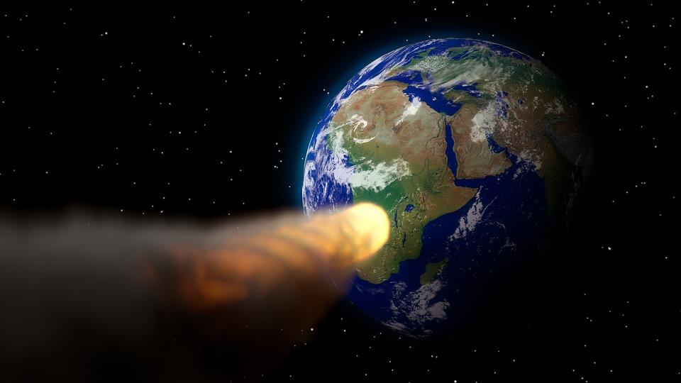 ВNASA предупредили онесущемся кЗемле 1,5 километровом астероиде