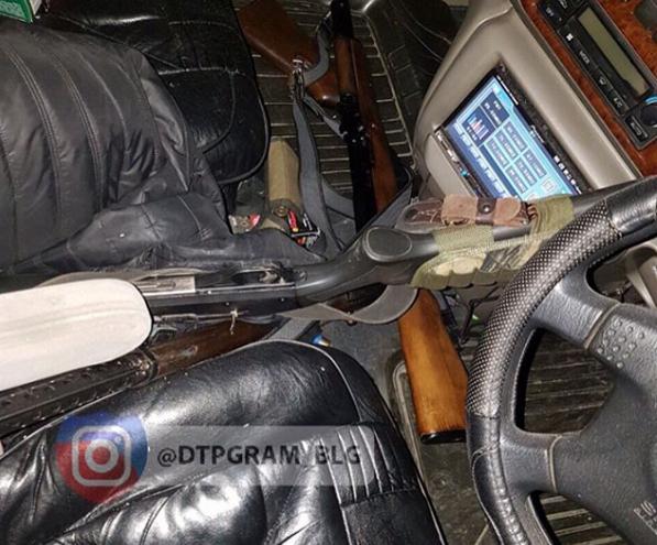 Суд арестовал жителя Благовещенска, стрелявшего посиловикам измашины