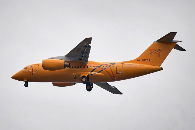 Первые регулярные авиарейсы совершены изКрасноярска вБлаговещенск иВладивосток