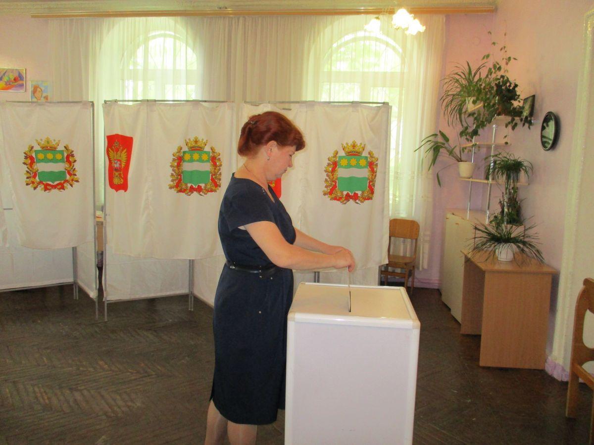 ВПензе подвели результаты предварительного голосования «Единой России»