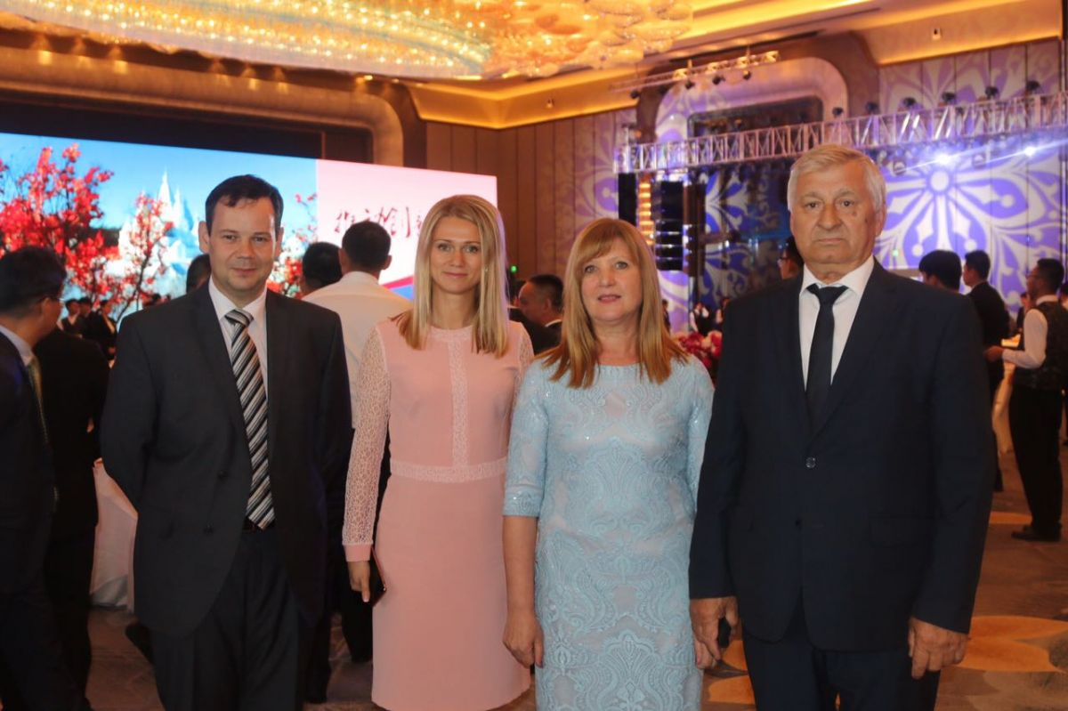Приморская делегация встретила инвесторов наРоссийско-Китайском ЭКСПО
