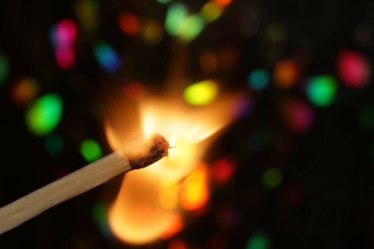ВПриамурье 3-х летний ребенок поджег своего брата иустроил пожар