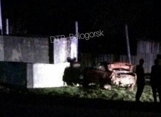 ВБелогорском районе вДТП умер девятнадцатилетний парень: возбуждено уголовное дело