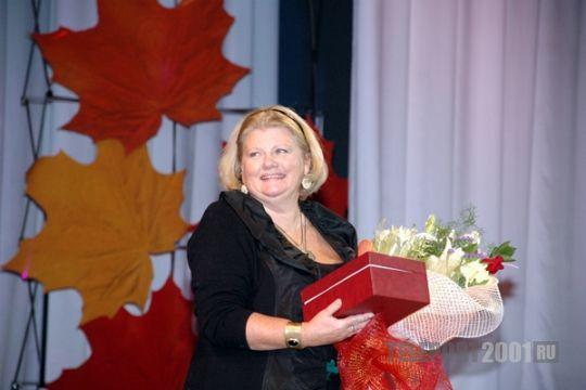 Нафестивале вБлаговещенске Ирина Муравьёва получила премию имени Гайдая