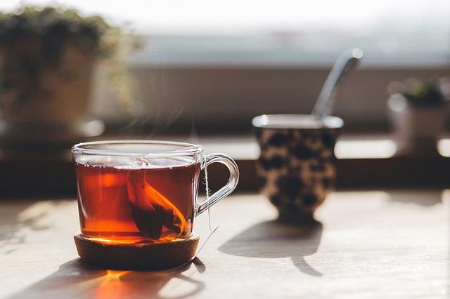 Черный чай несомненно поможет вборьбе слишним весом— Ученые
