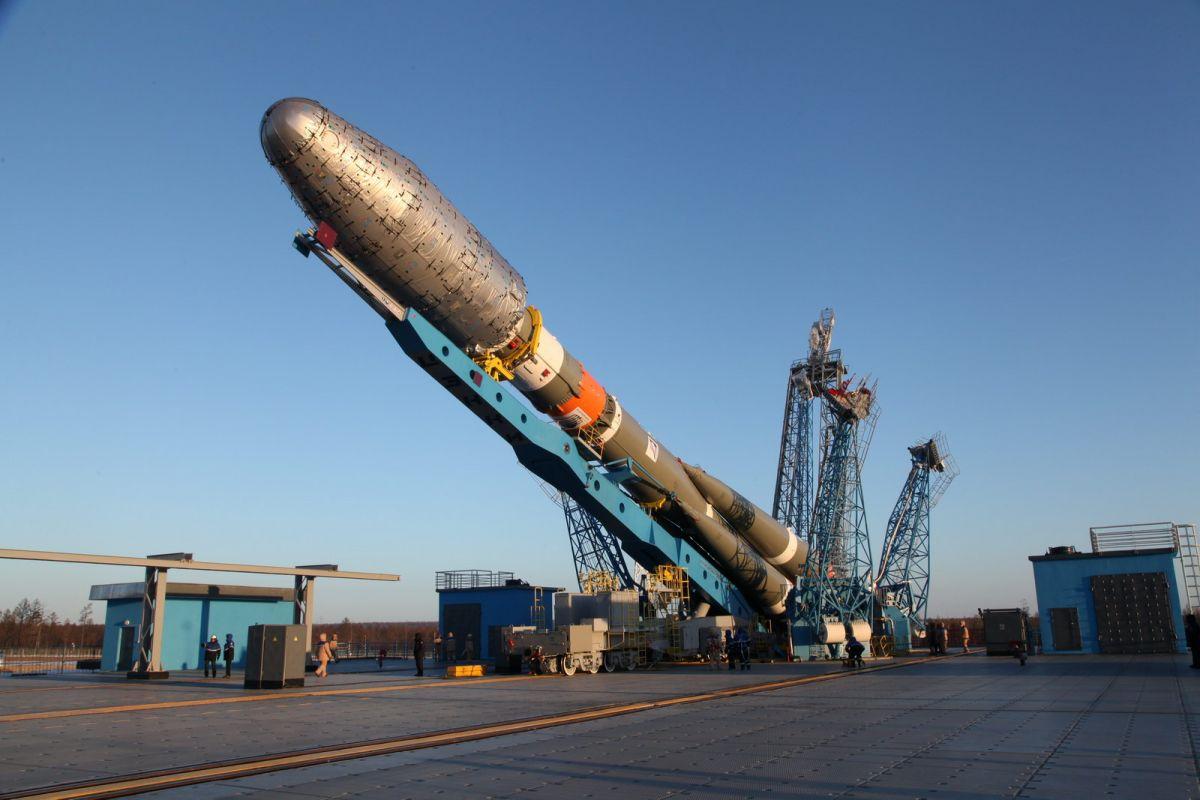 Фрагменты ракеты «Союз» ищут спомощью беспилотников