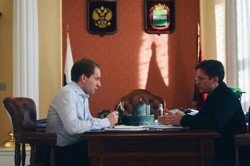Губернатор Амурской области утвердил планы реконструкции мостов