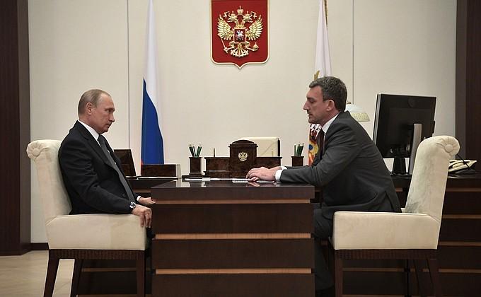 Путин потребовал проконтролировать выплату компенсаций пострадавшим отпаводка вПриамурье