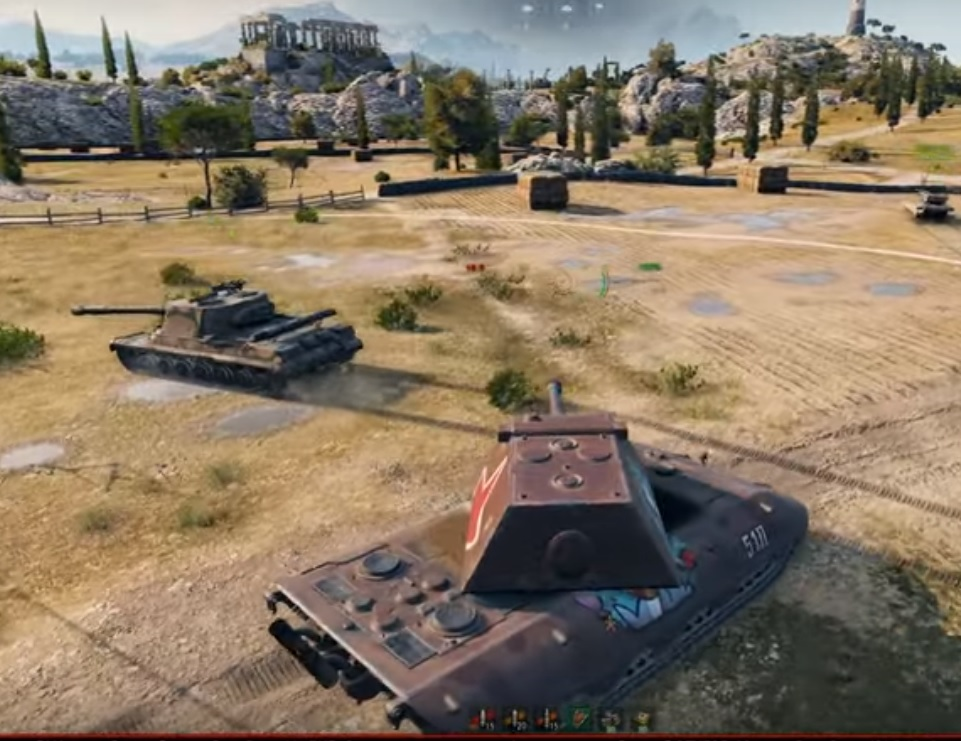 World of tanks war играть us army
