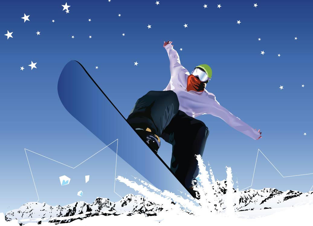 an overview of the history of snowboarding